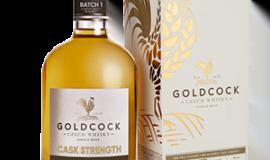 Nejlevněji Gold Cock 2014 Black Stuff Cask Strengt 60,3% blended whisky 0,7L