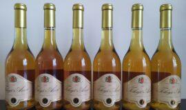 Tokajské víno 4 putňový, ročník 1995