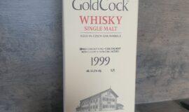 Gold Cock Single Malt 1999 0,7l 56,8%