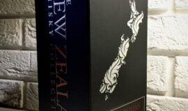 New Zealand Whisky Oamaruvian 18YO 100%proof