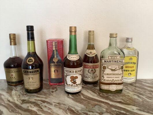 obrázek Starè Coňaky Brendy Gin