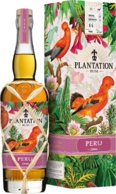 obrázek Plantation Peru 14y 2006 – limitovaná edice