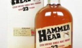Whisky Hammerhead 23yo