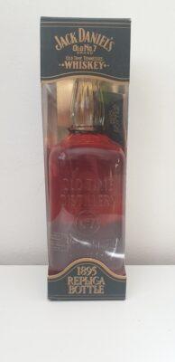 obrázek Jack Daniel's replica bottle 1895
