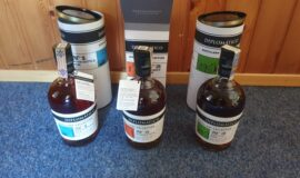 Diplomático Distillery Collection No.1,2,3
