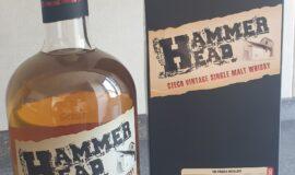 HammerHead 20yo whisky.