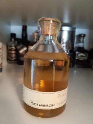 obrázek Poor Man's Gin 50cl – 43%vol.