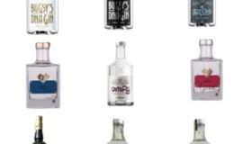 Rozprodám sbírku gin Žufánek
