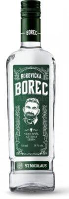 obrázek Borovička Borec Very Spešl Attilka Edišn