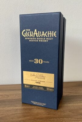 obrázek GlenAllachie 30y batch 1