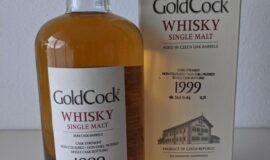 Gold Cock 1999 Rum Cask Finish