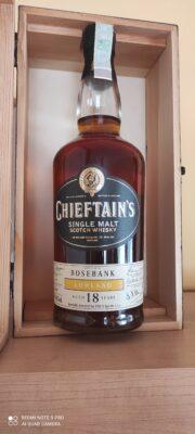 obrázek Chieftain's Scotch Whisky 18 years