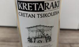 Kretaraki Cretan Tsikkoudia