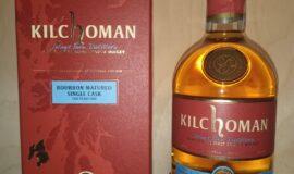 Kilchoman 2010 bourbon matured single cask 54,9%