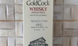 Gold Cock 1992 Moravian Apple Brandy Finish