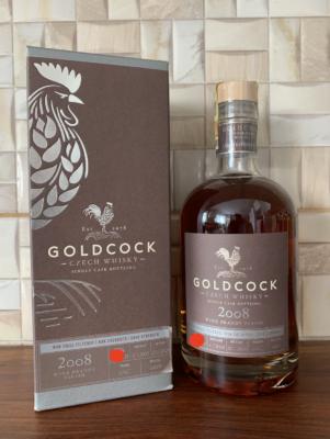 obrázek Gold Cock Wine brandy finish