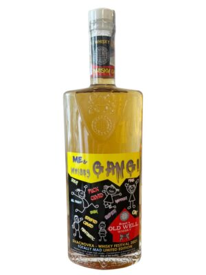 obrázek Me and whisky gang – Svach's Old Well Whisky