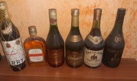 Starý alkohoh