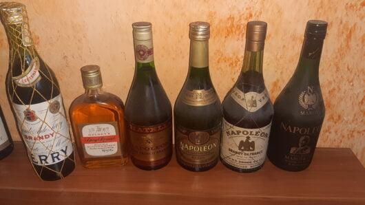 obrázek Starý alkohoh