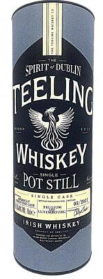 obrázek Teeling Single Pot Still Brandy PX Chestnut Cask