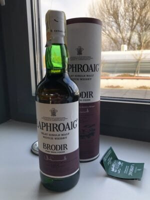 obrázek Laphroaig Brodir Port Wood Finish 0,7l 48%