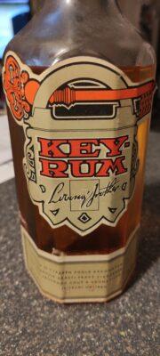 obrázek Rum Key 1972