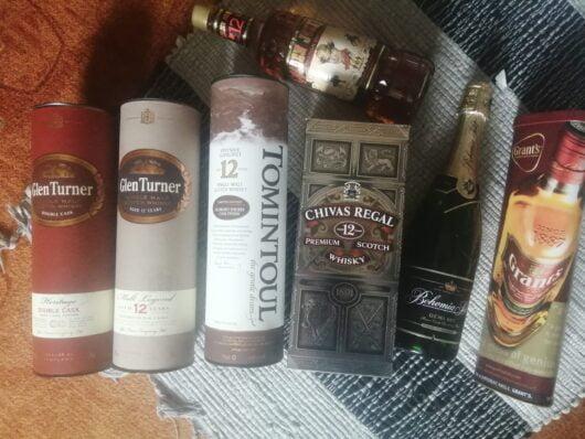 obrázek Whisky+sampus