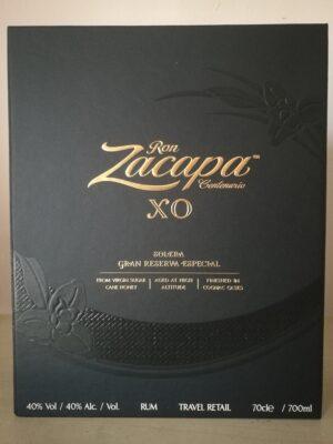 obrázek Ron Zacapa Centenario XO 25y