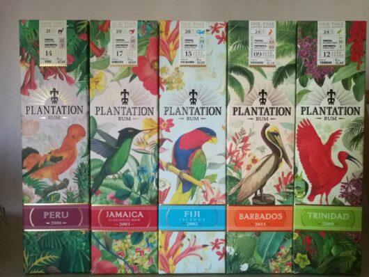 obrázek Plantation One Time- limited edition