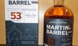 Martin's Barrel Cask Strength 0,7l 53%
