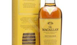 Macallan Edition 3,4,5,6 750ml