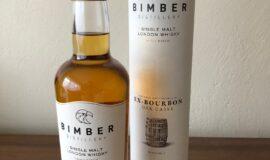 Bimber Ex-Bourbon Cask Batch No. 1 0,7l 51,8%