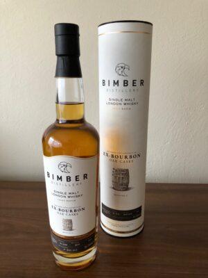 obrázek Bimber Ex-Bourbon Cask Batch No. 1 0,7l 51,8%