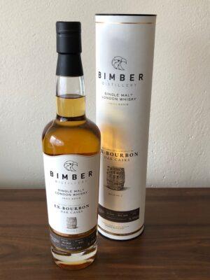 obrázek Bimber Ex-Bourbon Cask Batch No. 2 0,7l 52,2%