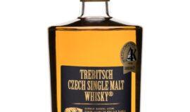 TREBITSCH Double barrel aging Nicaragua Rum 40% 0,5l