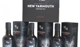 """Rom de Luxe, New Yarmouth """"Wild series"""" 3 x 20cl"""