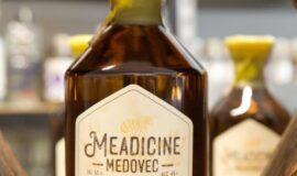 Agnes Meadicine Medovec 45% 0,5l