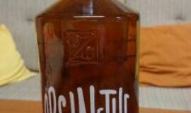 Nabízím luxusní láhev absinthu abstinenthe pouhých 30 kusu