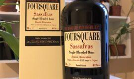 Foursquare Sassafras 14y 0,7l 61% GB L.E.