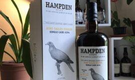 Investiční rum – Hampden LFCH 2011 Single Cask