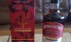 Bowmore the Devils cask Batch 3