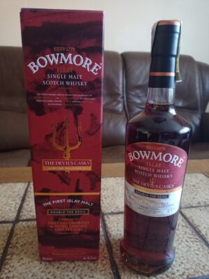 obrázek Bowmore the Devils cask Batch 3