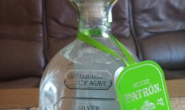 Patron Silver Mexican tequila