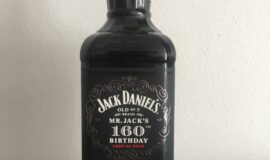 Jack Daniels – Jack Daniel's Mr. Jack's 160th Birthday