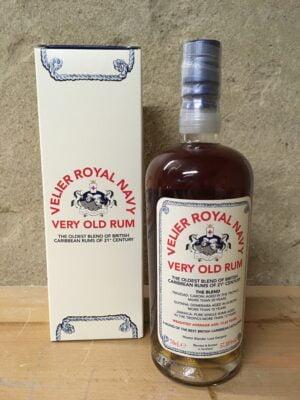 obrázek Velier Royal Navy Very Old Rum