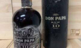 Don Papa 10 yo 0,7l