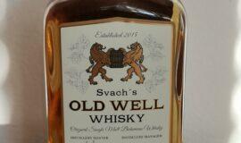 Svach's Old Well Virgin Oak Peated
