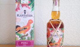Plantation Peru 2006 14y limited edition