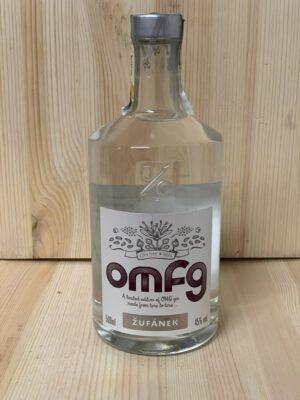 obrázek Gin OMFG 2019 Žufánek 0,5l 45%