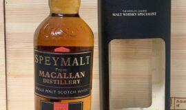 Speymalt form MACALLAN Distillery 0,7l 2002 Gordon & Macphail